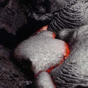 A lava tongue.